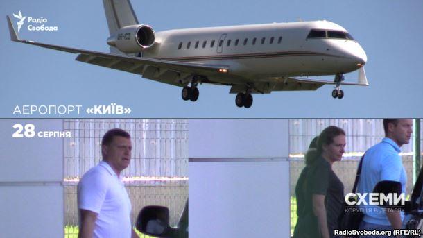Журналісти показали, якими літаками літають депутати - фото 1