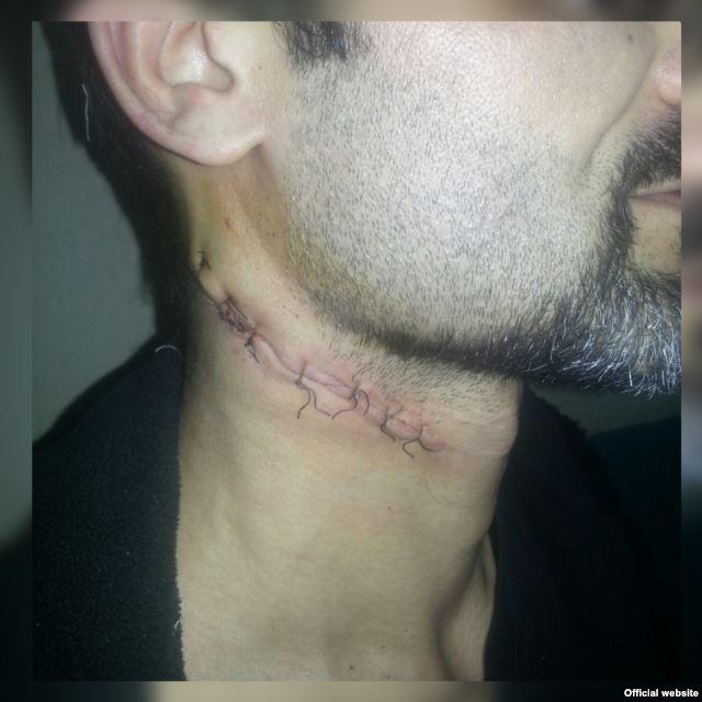 Кримський татарин перерізав собі горло в суді, відмовившись від російського громадянства - фото 1