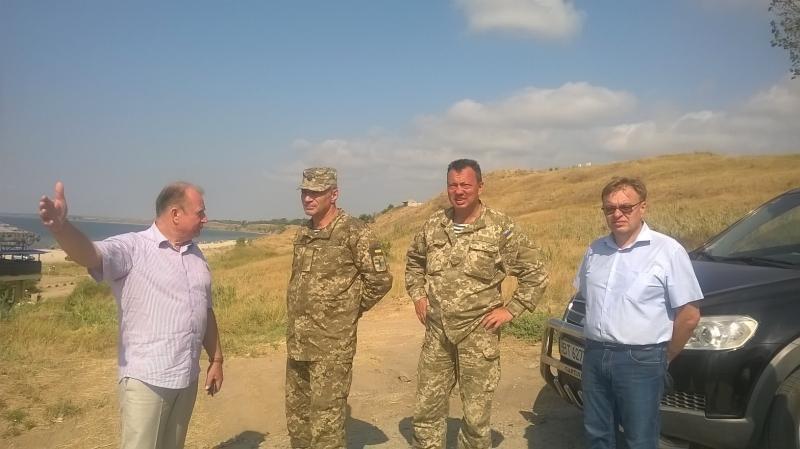 У Бердянську можуть створити нову військово-морську базу - фото 1