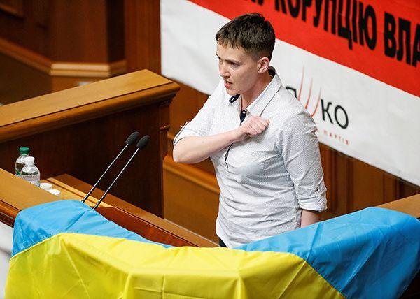 Як Надя Савченко пухне від голоду - фото 12