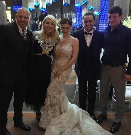 Як дочка екс-регіонала Васадзе відгуляла весілля  - фото 1
