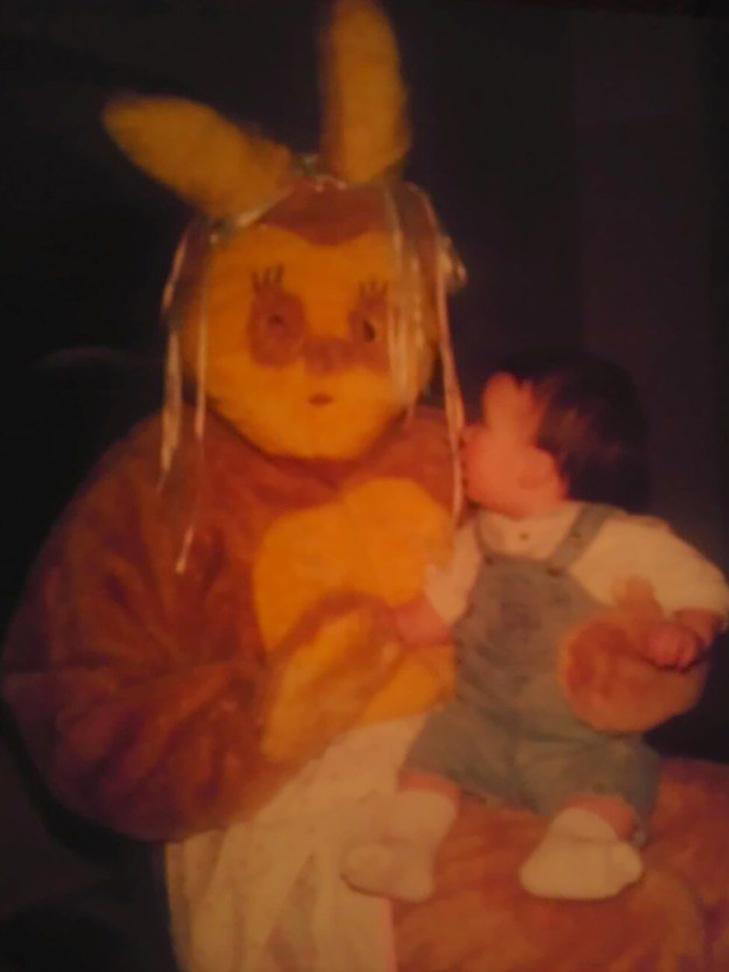 20 Великодніх зайців з ваших кошмарів - фото 17