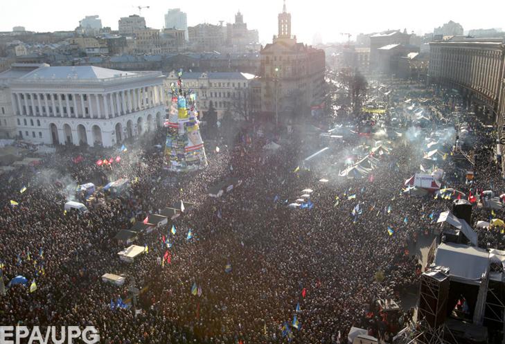 Хроніка Революції Гідності: Майдан стає громадською організацією - фото 7