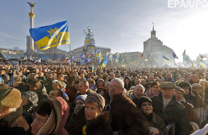 Хроніка Революції Гідності: Майдан стає громадською організацією - фото 1
