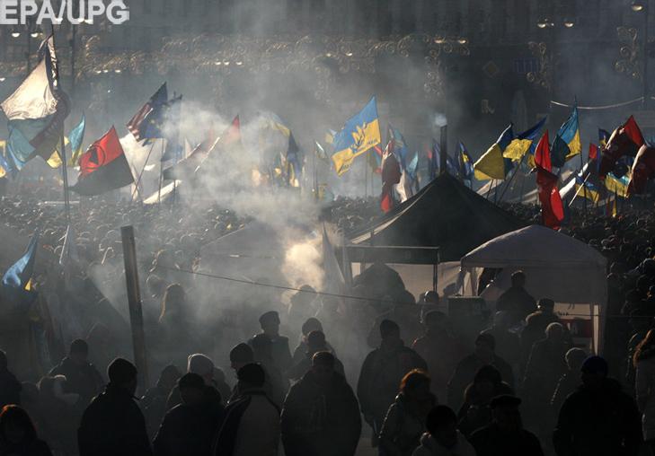 Хроніка Революції Гідності: Майдан стає громадською організацією - фото 10