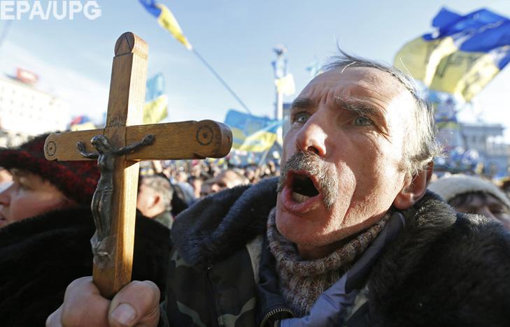 Хроніка Революції Гідності: Майдан стає громадською організацією - фото 4