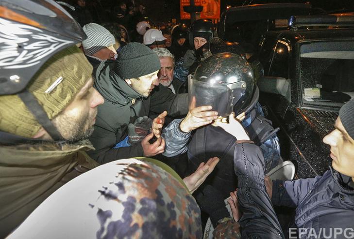 """Хроніка Революції Гідності: Перша значна поразка """"Беркута"""" - фото 2"""