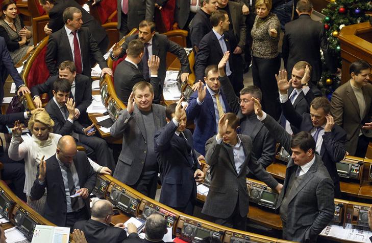 Хроніка Революції Гідності: Диктаторські закони Верховної Ради - фото 4