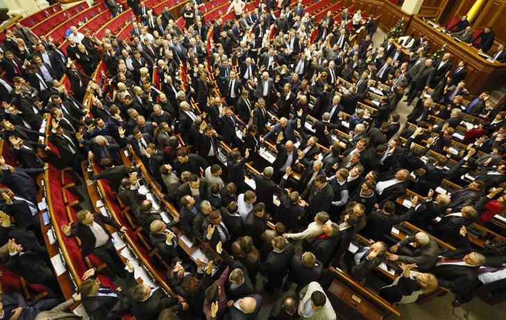 Хроніка Революції Гідності: Диктаторські закони Верховної Ради - фото 5