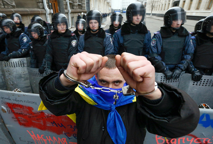 Хроніка Революції Гідності: Диктаторські закони Верховної Ради - фото 8