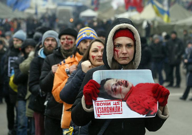 Хроніка Революції Гідності: Диктаторські закони Верховної Ради - фото 7