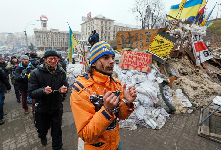Хроніка Революції Гідності: Диктаторські закони Верховної Ради - фото 6