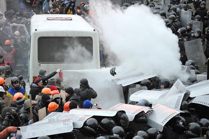 Хроніка Революції Гідності: Вогонь на Грушевського і початок нової стадії протистояння - фото 4