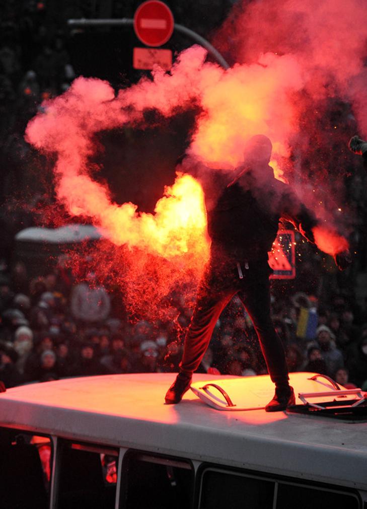 Хроніка Революції Гідності: Вогонь на Грушевського і початок нової стадії протистояння - фото 7