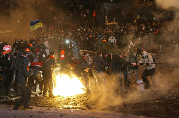 Хроніка Революції Гідності: Вогонь на Грушевського і початок нової стадії протистояння - фото 13