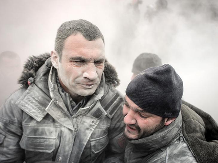 Хроніка Революції Гідності: Вогонь на Грушевського і початок нової стадії протистояння - фото 6