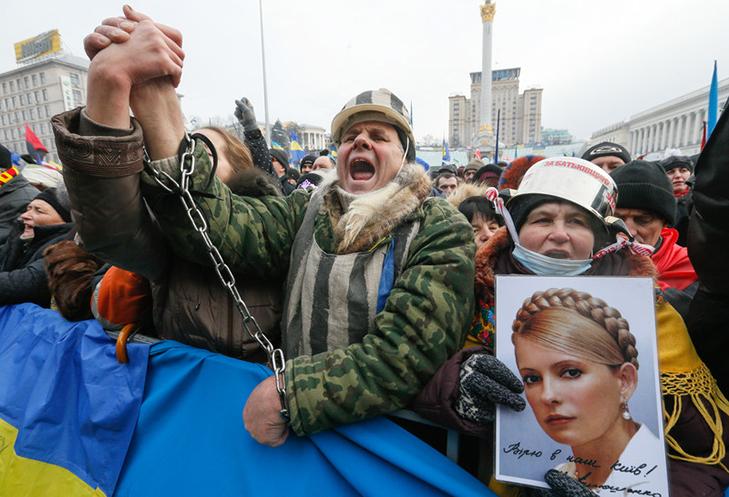 Хроніка Революції Гідності: Вогонь на Грушевського і початок нової стадії протистояння - фото 1