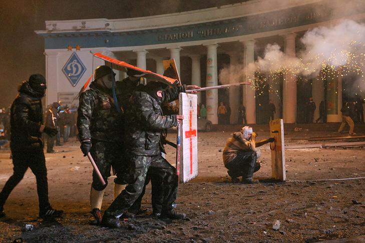 Хроніка Революції Гідності: Вогонь на Грушевського і початок нової стадії протистояння - фото 10