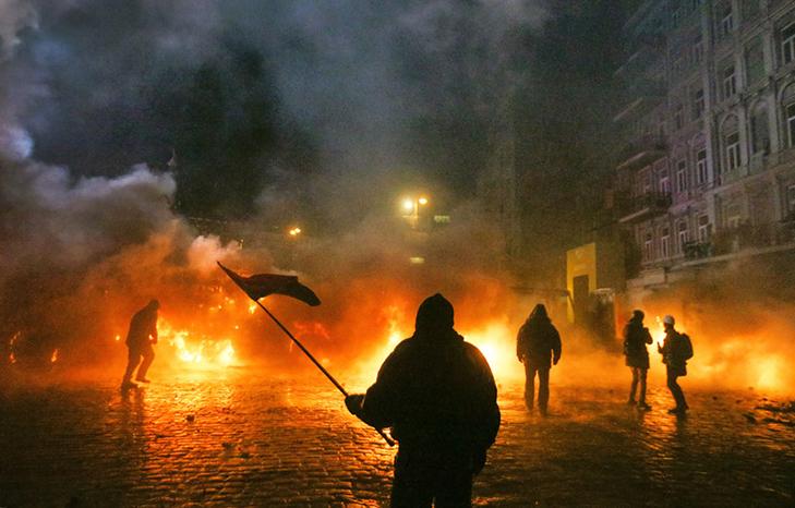 Хроніка Революції Гідності: Вогонь на Грушевського і початок нової стадії протистояння - фото 14