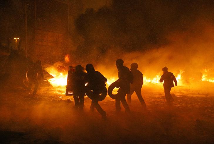 Хроніки Революції Гідності: Кривавий День Соборності і перші загиблі на Грушевського - фото 16
