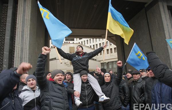 Крымские татары создали в Киеве Духовное управление мусульман Крыма - Цензор.НЕТ 5190