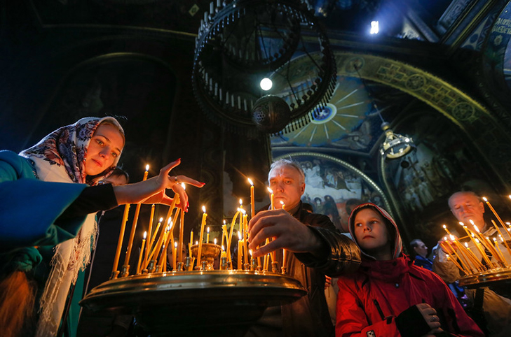 Як святкують Великдень в Україні - фото 1