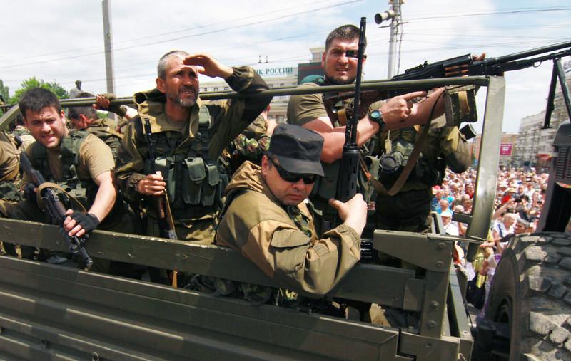 Як починалася оборона донецького аеропорту (ВІДЕО, ФОТО 18+) - фото 3