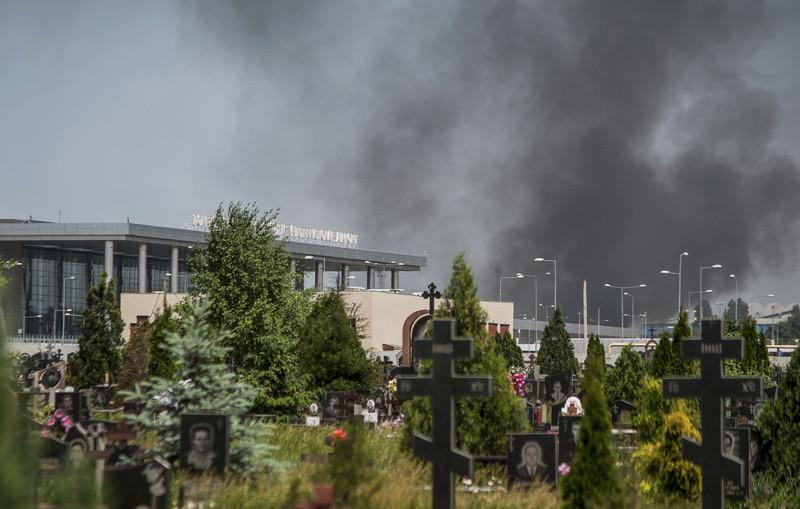 Як починалася оборона донецького аеропорту (ВІДЕО, ФОТО 18+) - фото 6