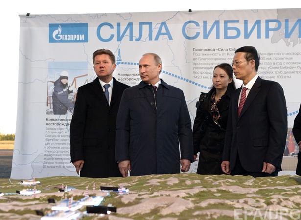 """Як Путін порізався власним """"газовим мечем"""" - фото 1"""