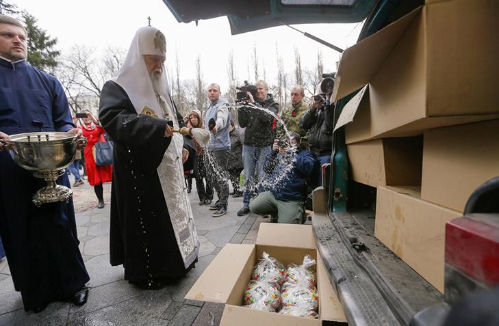 Як святкують Великдень в Україні - фото 2
