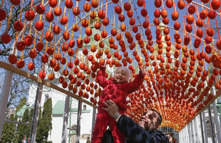 Як святкують Великдень в Україні - фото 3