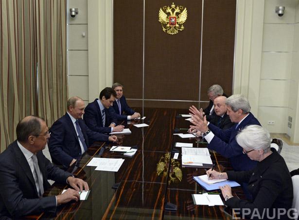 Керрі послав Путіна на Київ - фото 1
