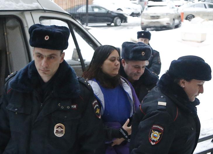 Московський суд заарештував няню-вбивцю - фото 1