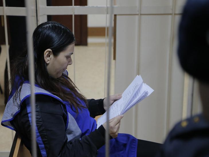 Московський суд заарештував няню-вбивцю - фото 3
