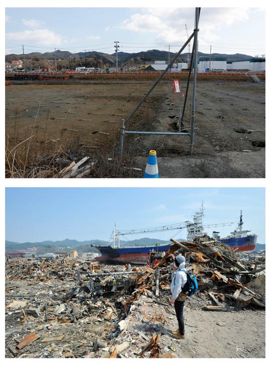 Як виглядає Японія через 5 років після потужних землетрусів та цунамі - фото 2
