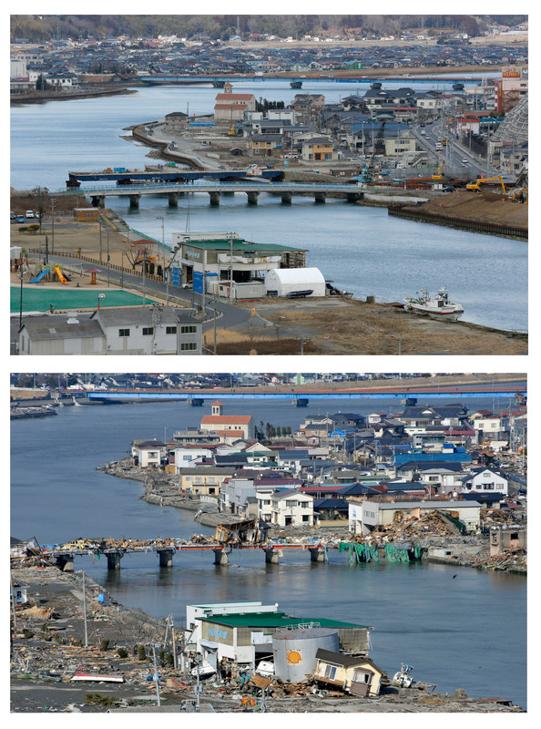 Як виглядає Японія через 5 років після потужних землетрусів та цунамі - фото 6