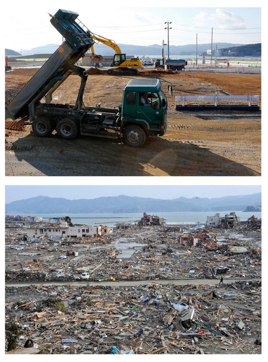 Як виглядає Японія через 5 років після потужних землетрусів та цунамі - фото 7