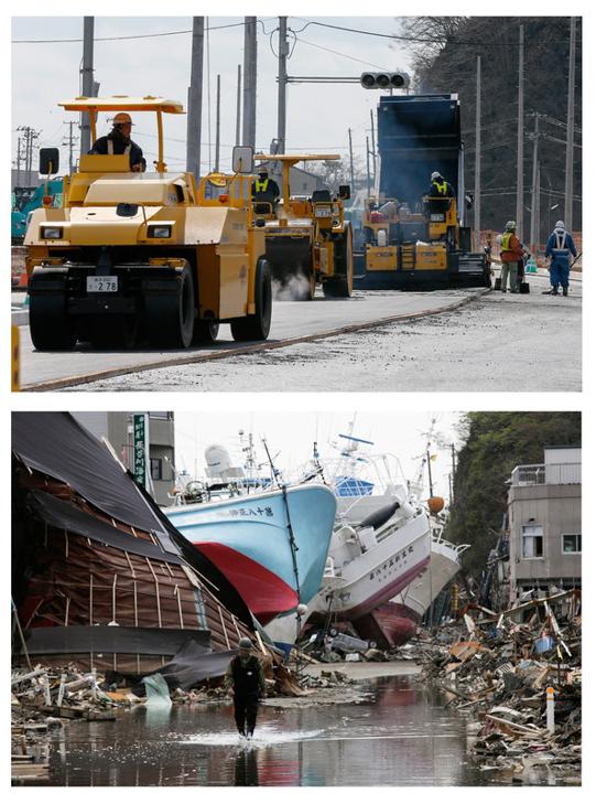 Як виглядає Японія через 5 років після потужних землетрусів та цунамі - фото 10