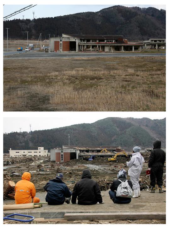 Як виглядає Японія через 5 років після потужних землетрусів та цунамі - фото 11