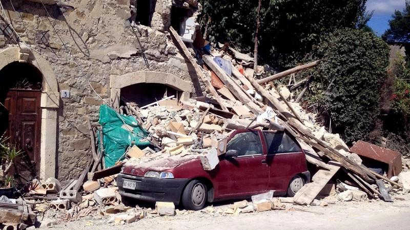 Італійський землетрус - фото 11