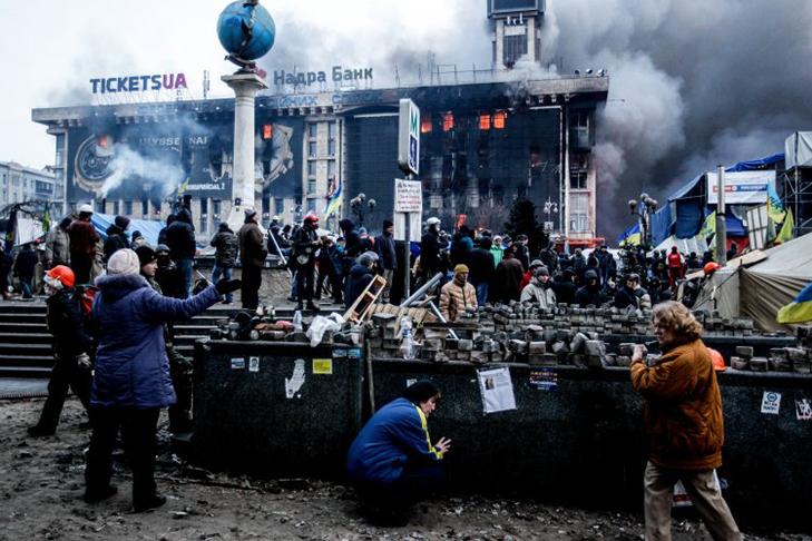 Хроніка Революції Гідності: - фото 5