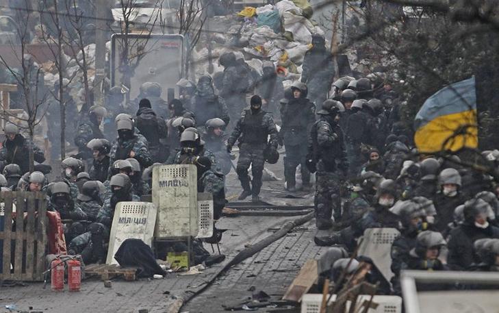 Хроніка Революції Гідності: - фото 2