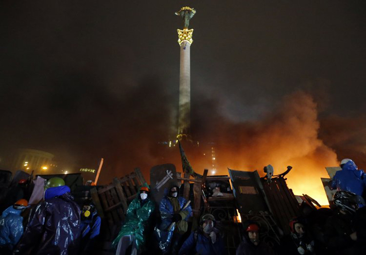 Хроніка Революції Гідності: - фото 17