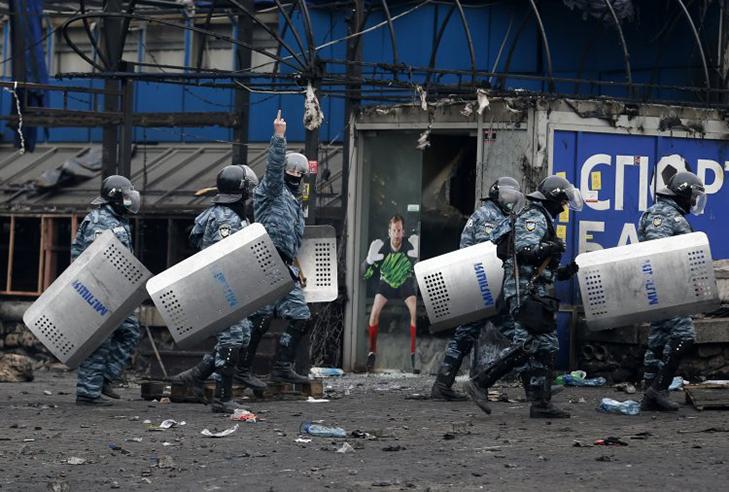 Хроніка Революції Гідності: - фото 14