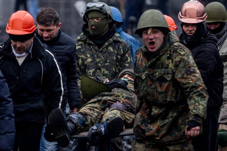 Хроніка Революції Гідності: Найкривавіший день Євромайдану - фото 4