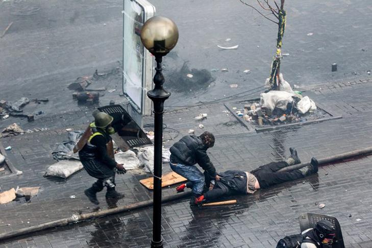 Хроніка Революції Гідності: Найкривавіший день Євромайдану - фото 3