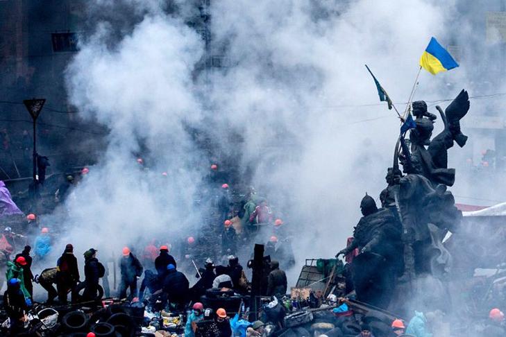 Хроніка Революції Гідності: Найкривавіший день Євромайдану - фото 1