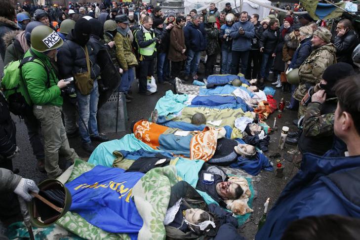 Хроніка Революції Гідності: Найкривавіший день Євромайдану - фото 6