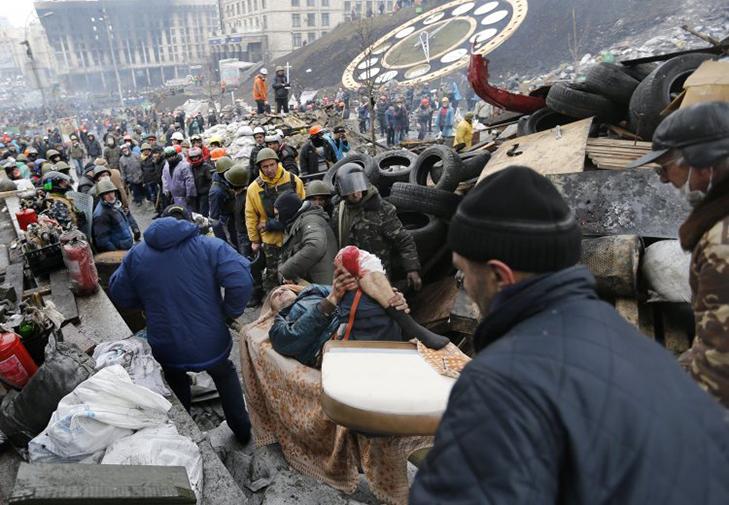 Хроніка Революції Гідності: Найкривавіший день Євромайдану - фото 5