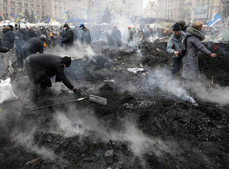 Хроніка Революції Гідності: Найкривавіший день Євромайдану - фото 7